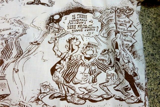 アメリカ仕入れ情報#47 70'S Cartoon print shirts!_c0144020_12365351.jpg