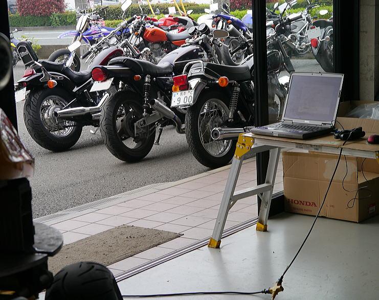 バイク診断装置 TEXA_f0178858_20112673.jpg