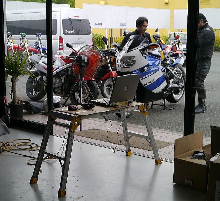 バイク診断装置 TEXA_f0178858_20114427.jpg