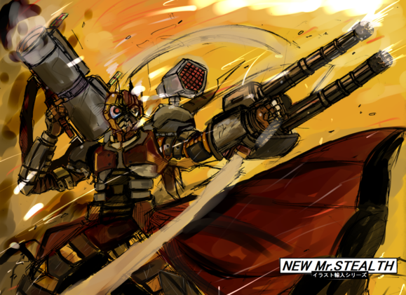 NEW Mr.STEALTH イラストギャラリー_f0205396_14163050.png