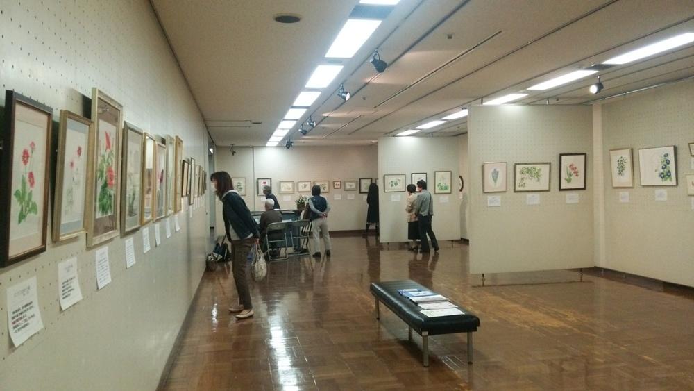ボタニカルアート静岡葵作品展_b0028299_2011592.jpg
