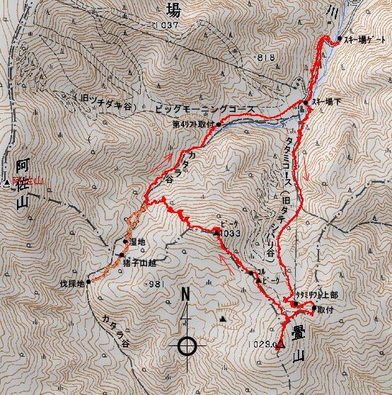 畳山(1029m)_f0219710_712926.jpg