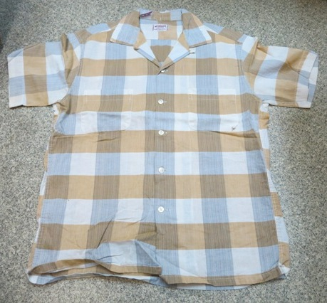 アメリカ仕入れ情報#51 60\'S  マクレガー shirts! _c0144020_122316.jpg