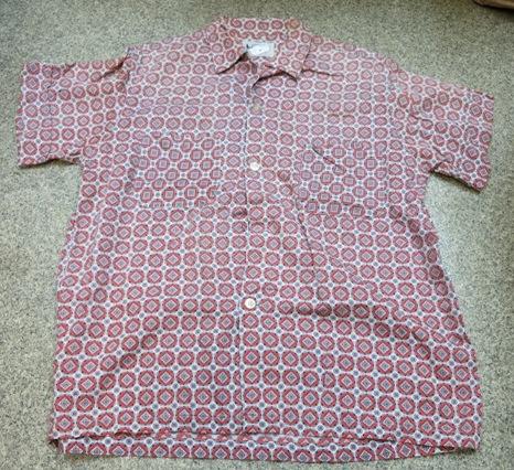 アメリカ仕入れ情報#52 50\'s ~ Harper shirts!_c0144020_12272574.jpg
