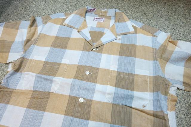 アメリカ仕入れ情報#51 60\'S  マクレガー shirts! _c0144020_122798.jpg