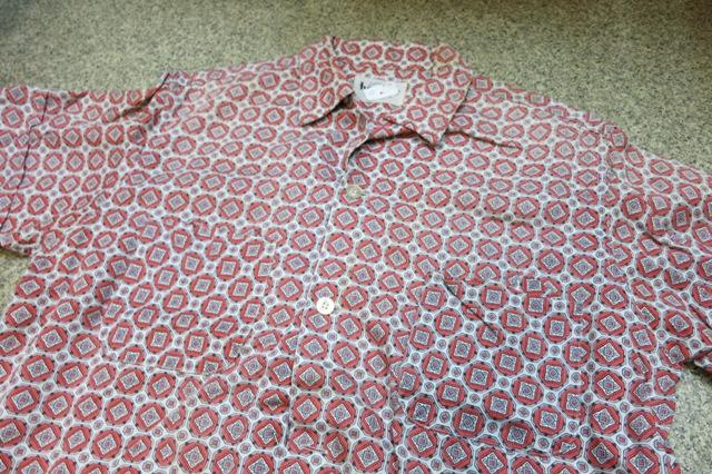 アメリカ仕入れ情報#52 50\'s ~ Harper shirts!_c0144020_12282194.jpg