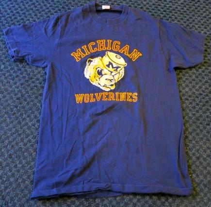 アメリカ仕入れ情報#55  Collegiate Pacific カラーフロッキープリント T-shirts!_c0144020_12472476.jpg