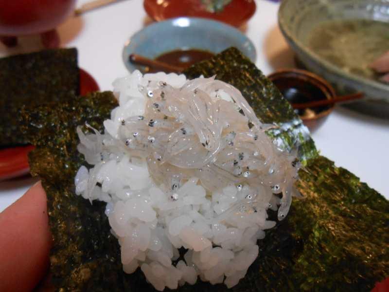 静岡ならではのお土産で夕ご飯。_a0095931_1631573.jpg