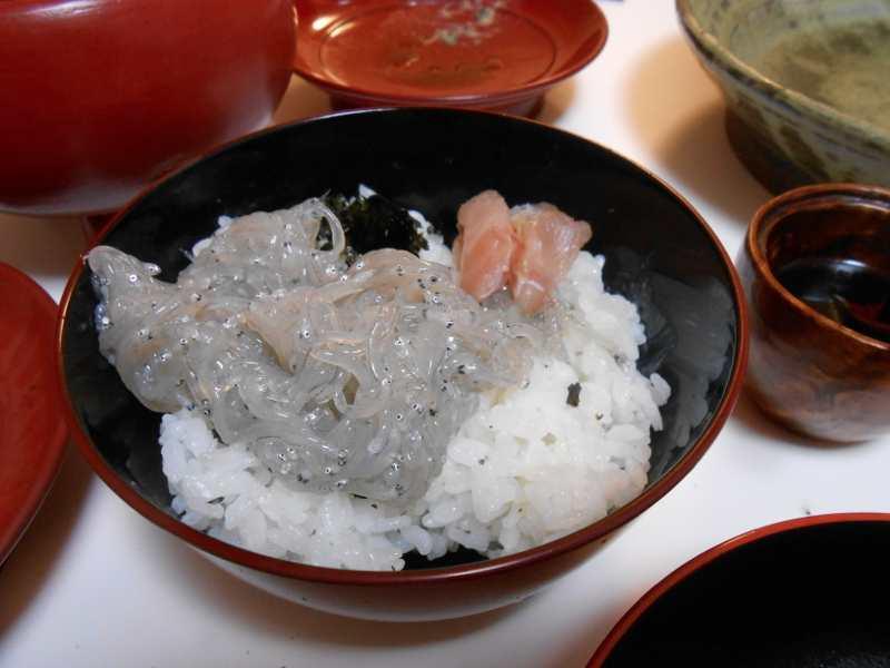 静岡ならではのお土産で夕ご飯。_a0095931_16323180.jpg