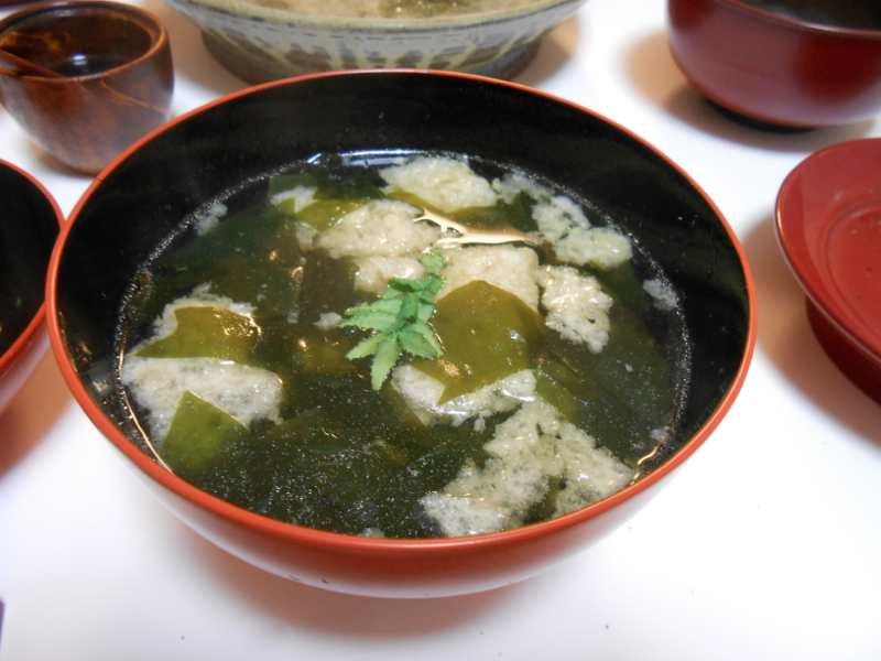 静岡ならではのお土産で夕ご飯。_a0095931_16335697.jpg