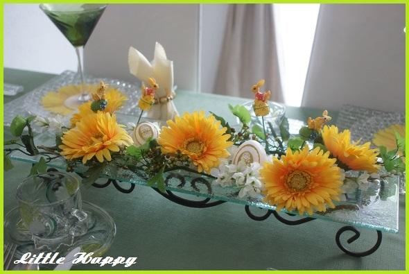 Easterテーブルコーディネート_d0269651_2224546.jpg