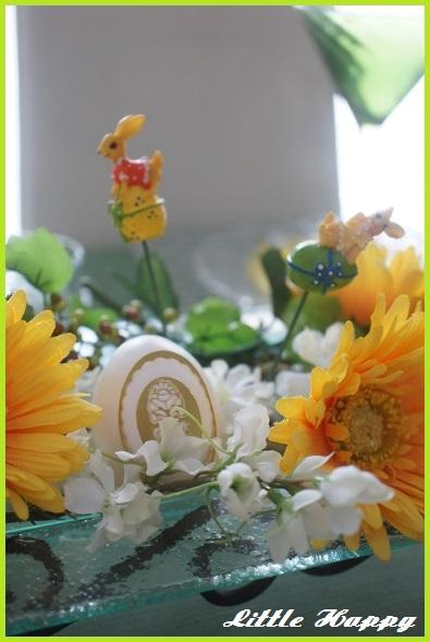 Easterテーブルコーディネート_d0269651_22265892.jpg