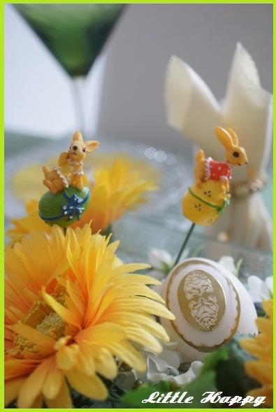 Easterテーブルコーディネート_d0269651_2230797.jpg