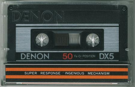 DENON DX5_f0232256_1557940.jpg