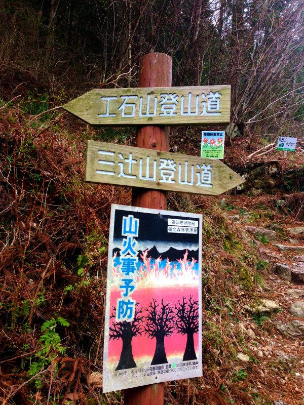 高知県 工石山 マウンテンランニング 2014/04/12-13_b0220886_22405459.jpg