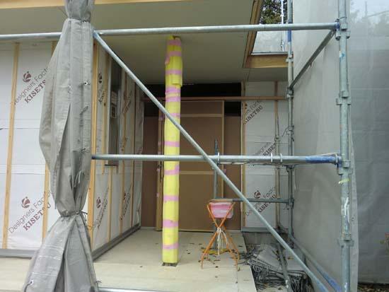 【家づくり】 外壁と二階の天井_c0293787_10401396.jpg