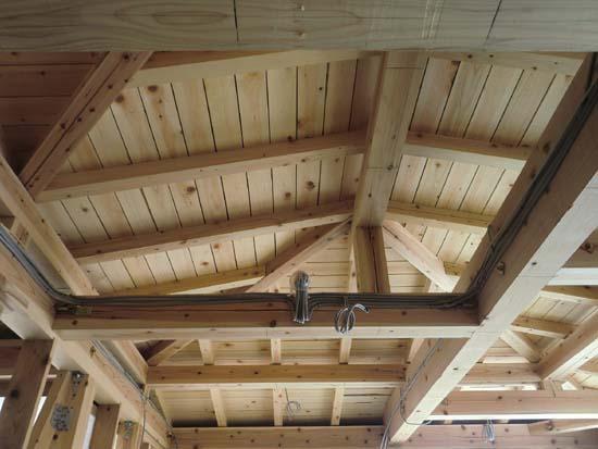 【家づくり】 外壁と二階の天井_c0293787_10495276.jpg