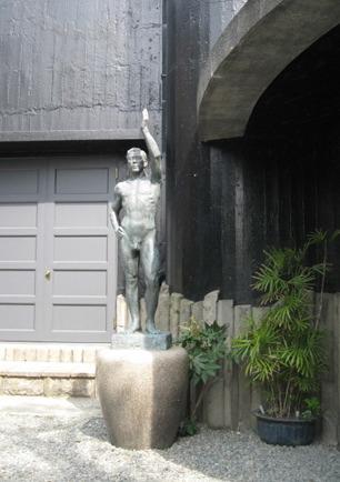 朝倉彫塑館に、、、、。_f0061394_1019915.jpg