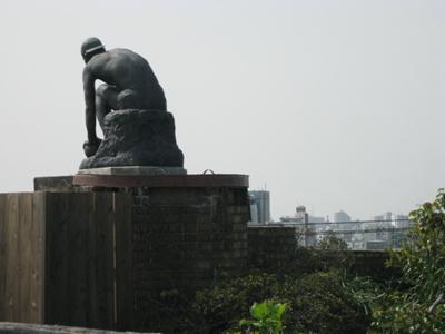 朝倉彫塑館に、、、、。_f0061394_10481233.jpg