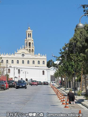 ティノスのパナイア・エヴァンゲストリア聖堂_c0010496_22072575.jpg