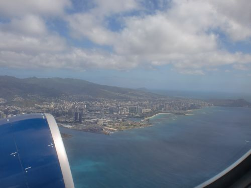 旅日記 HAWAII 2011 No9 DL647 HNL-NRT_f0059796_15483914.jpg