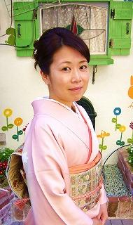 入学式ママの着物姿_a0123703_9525693.jpg