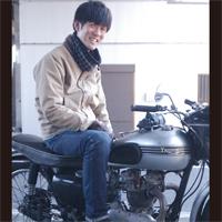 【TRIUMPH】_f0203027_9205495.jpg
