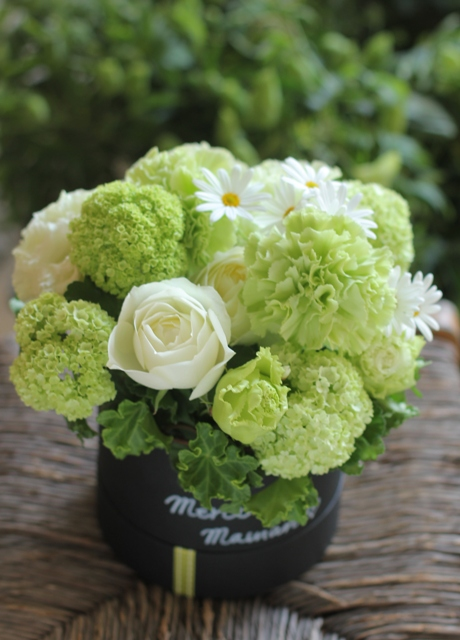 母の日花贈り_d0203649_21182047.jpg