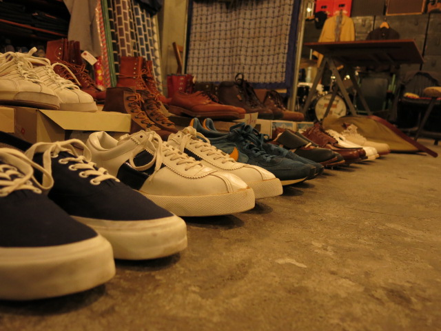 """VINTAGE SHOES COLLECTION\""ってこんなこと。_c0140560_1118359.jpg"