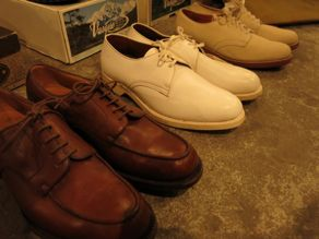 """VINTAGE SHOES COLLECTION\""ってこんなこと。_c0140560_11194611.jpg"