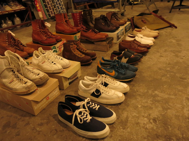 """VINTAGE SHOES COLLECTION\""ってこんなこと。_c0140560_1121678.jpg"