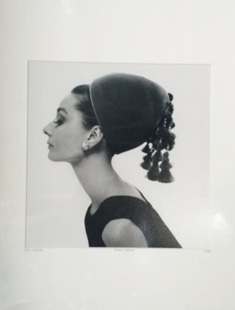 憧れのセシル・ビ―トン撮影によるオードリーのポートレートを購入♪_a0138976_1735367.jpg