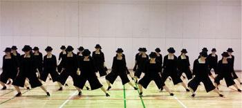 生徒chanの踊り納めで、パワーチャージ! (一加も激しくダンスw)_d0224894_19595185.jpg