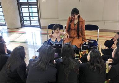 生徒chanの踊り納めで、パワーチャージ! (一加も激しくダンスw)_d0224894_2001592.jpg