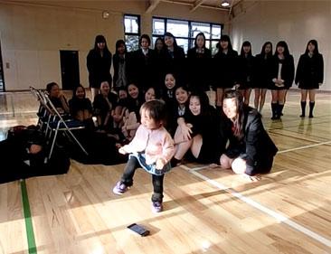 生徒chanの踊り納めで、パワーチャージ! (一加も激しくダンスw)_d0224894_2002273.jpg