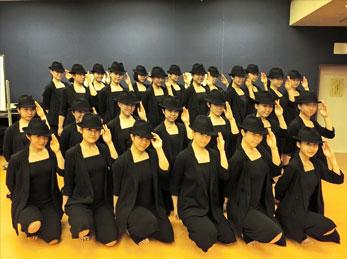 生徒chanの踊り納めで、パワーチャージ! (一加も激しくダンスw)_d0224894_200478.jpg