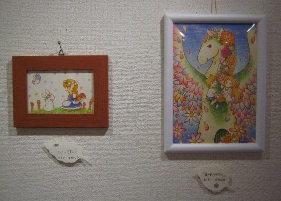 たまごの工房 企画展 「 春の花咲く物語 」展   その3  _e0134502_14205756.jpg