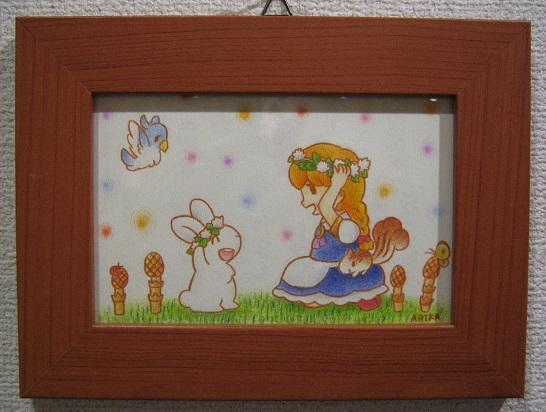 たまごの工房 企画展 「 春の花咲く物語 」展   その3  _e0134502_1422781.jpg