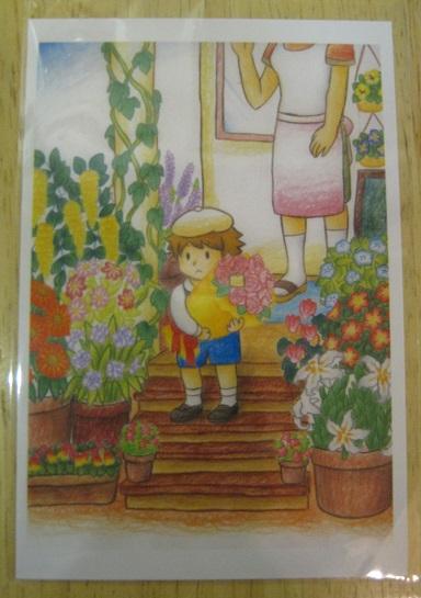 たまごの工房 企画展 「 春の花咲く物語 」展   その3  _e0134502_14303538.jpg