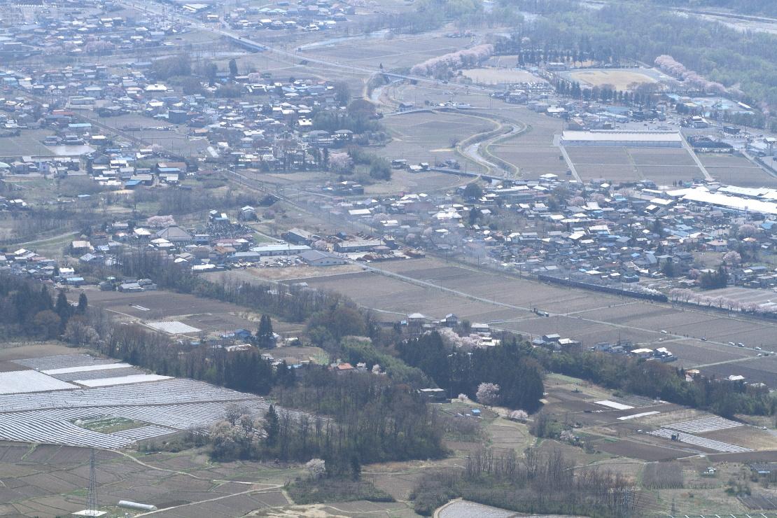 桜前線は上越線を北上中 - 2014年桜・上越線 -  _b0190710_20563119.jpg