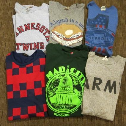 アメリカ仕入れ情報#60 Tシャツ色々・・。_c0144020_11265052.jpg