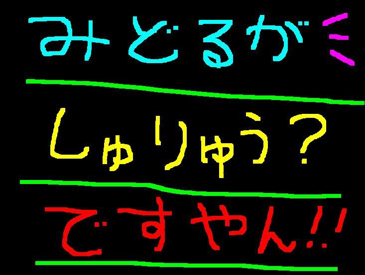 やっぱりミドル♡ですやん!_f0056935_1333830.jpg