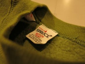 """VINTAGE SWEAT COLLECTION ー60\'S mayo SPRUCEー \""ってこんなこと。_c0140560_11183495.jpg"