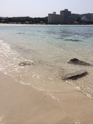 スーパービーチ!_f0164662_1021319.jpg