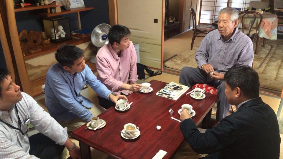 平成26年4月16日 TBS 報道特集 ...