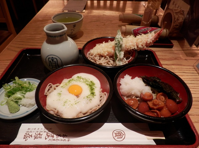そろそろ 冷たい麺類が美味しい♪_c0098501_1084620.jpg