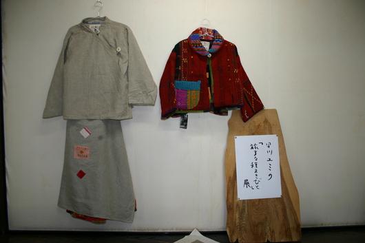 早川ゆみさんの展示会が始まりました_c0256701_18164021.jpg