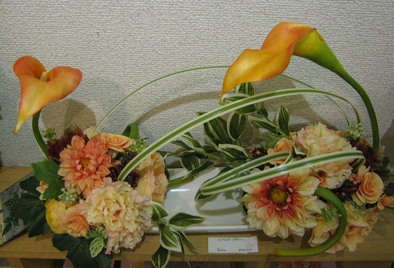 たまごの工房 企画展 「 春の花咲く物語 」展   その4_e0134502_15483244.jpg