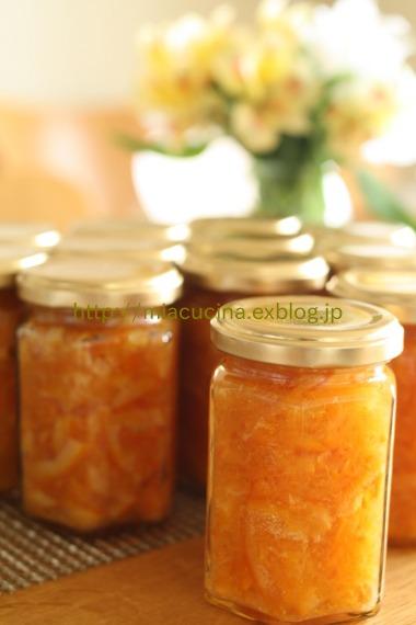 オレンジの香りいっぱいの週末_b0107003_1425277.jpg