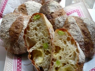 枝豆とチーズのリュスティック_d0138307_2319689.jpg
